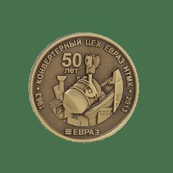 Евраз медаль
