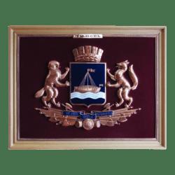 Малый герб Тюмени